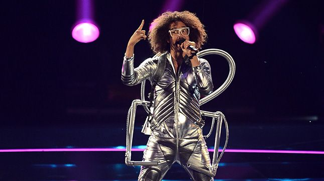 2013 EMA 레드푸 (Redfoo) Host-Fashions - 2013 EMA 레드푸 (Redfoo) Host-Fashions