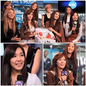 [뉴스] 소녀시대 'MTV 케이' 뉴욕 타임스퀘어 인터뷰 'SBS MTV' 독점 공개