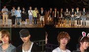 [뉴스] 틴탑&백퍼센트, 게릴라 콘서트 도중 눈물 펑펑