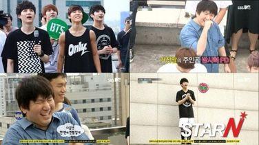 [뉴스] 방탄소년단, 방시혁 프로듀서에 공개 독설 '청출어람?'