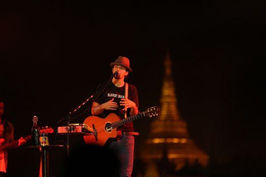 제이슨 므라즈 (Jason Mraz), Live In Myanmar ㅣMTV Exit - 제이슨 므라즈 (Jason Mraz), Live In Myanmar ㅣMTV Exit