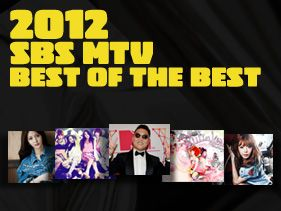 2012 SBS MTV Best of the Best